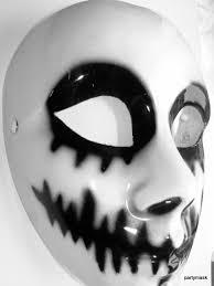 white halloween mask his n hers black u0026 white cerise u0026 white venom masks glasses style