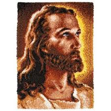 craftways jesus latch hook