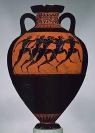 Greek Vase Painting Techniques Black Figure Painting Technique Of Greek Vase Painting Used From