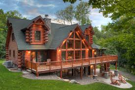 tomahawk log and country homes inc mywoodhome com beaver creek 16