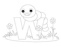 coloring pages for letter c letter w coloring pages printable letter w coloring pages coloring