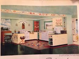 1950 kitchen furniture modern of a vintage 1950 s kitchen update
