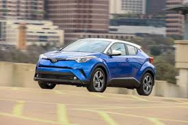 exclusive the all new 2018 2018 toyota c hr pricing for sale edmunds