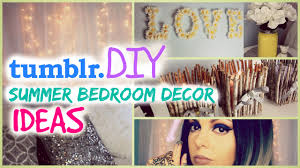 diy room decor for summer cute girls room decor ideas
