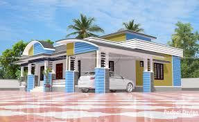 kerala home design dubai modern single floor home designs kerala home design