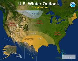national weather forecast map u s winter outlook by national weather service snowbrains