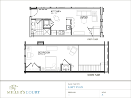 floor plans with loft inspiring one bedroom house plans loft photos best inspiration