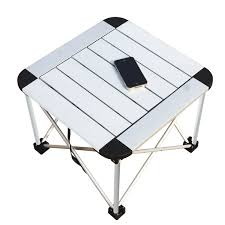 small folding cing table small outdoor folding table outdoor folding table aluminum alloy