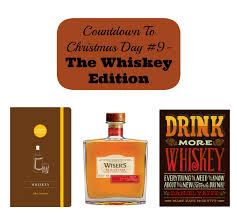 countdown to christmas day 9 whiskey inspired gifts for him