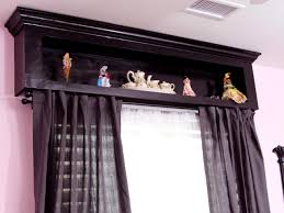 Window Box Curtains Clever Storage Valance Hgtv