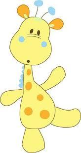 imagenes de jirafas bebes animadas para colorear estas imagenes para bebes de animales las puedes imprimir acompaña