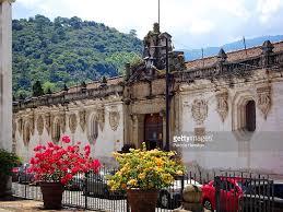 spanish baroque architecture guatemala stock photo getty images