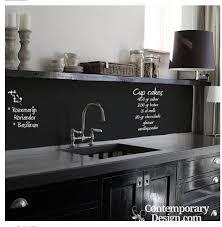 chalkboard kitchen backsplash interesting chalkboard paint backsplash for your design home