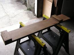 Wooden Bench Vice Parts by Home