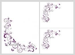 blank wedding invitation kits free printable purple wedding invitation templates 100