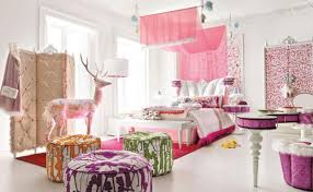 modern pink and black bedroom for teenage girls ideas cool