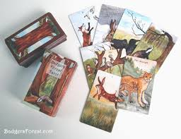 tarot tuck box 90 cards