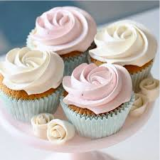 2d large size flower cake decorating icing tips cupcake