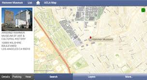 Google Maps Los Angeles Ca by Ucla Campus Map Android Apps On Google Play