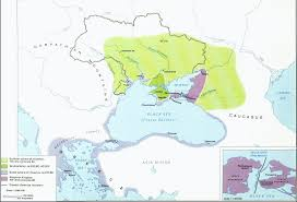 Bosphorus Strait Map τηε Bosporan Kingdom Cimmerian Bosporus U2013 Part I Delving Into