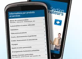 bureau protection du consommateur office de la protection du consommateur du québec projets