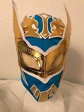 Sin Costume Halloween Rey Mysterio Mask Sports Ebay
