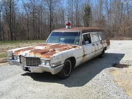 hearse for sale 1969 cadillac ambulance hearse combination hearses for sale