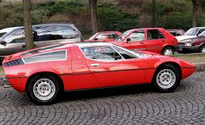 maserati merak concept maserati merak history photos on better parts ltd