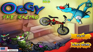 oggy cockroaches cartoon oggy cocck games video