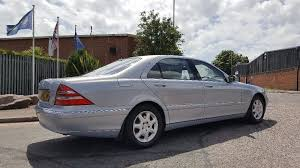 2002 mercedes s600 mercedes s class 2002 for 2 495 00 uk cheap used cars