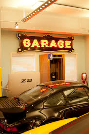 garage furnished by vault in indiana vault custom garages