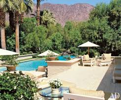 Palm Springs Outdoor Furniture by Pool Prep How To Decorate Your Swimming Pool Patio