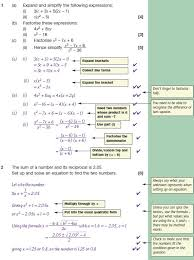sample gcse questions gcse revision maths number and algebra