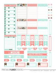 coffee planner stickers printable free functional planner stickers planner printables pinterest