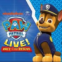 paw patrol live tickets columbus ohio theatre columbus