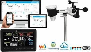 Backyard Weather Ambient Weather Ws 2902 7 In 1 Wi Fi Professional Weather Station