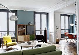 Visites Privées 13 Appartements Français Osent La Couleur Chez édition L Haussmannien En Mode Rétro Haussmannien Mode