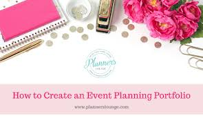 How To Become A Wedding Coordinator Creating A Wedding Planner Portfolio