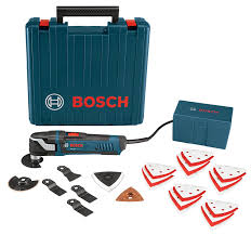 Bosch Woodworking Tools India by Bosch Mx30ek 33 Multi X 3 0 Amp Oscillating Tool Kit With 33