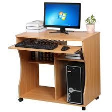 Standing Desk On Wheels Desks Computer Desk On Wheels Deskss