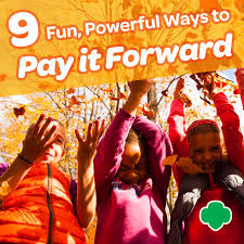 scout 9 powerful ways to pay it forward this