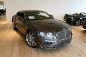 Msrp Bentley Continental Gt 2016 Bentley Continental Gt Stock 6nc057207 For Sale Near Vienna