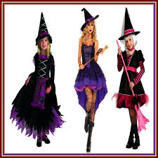 bewitching witch costumes for halloween
