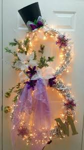Outdoor Lighted Snowman Decorations by 30 Of The Best Diy Christmas Wreath Ideas Homemade Christmas