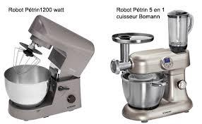 cuisine bomann pétrin multifonctions bomann version cuiseur possible