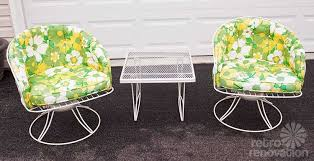 vintage outdoor furniture chairs image of retro for popular property