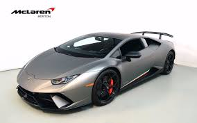 used lamborghini huracan 1 lamborghini huracan performante for sale dupont registry