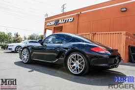 Porsche Boxster 897 - bolt on up to 40whp with these mods for 987 porsche cayman s