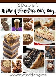 fantastical sharing of recipes fantastical friday 15 desserts