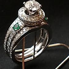 jareds wedding rings 1 30 in solitaire ring i do now i don t
